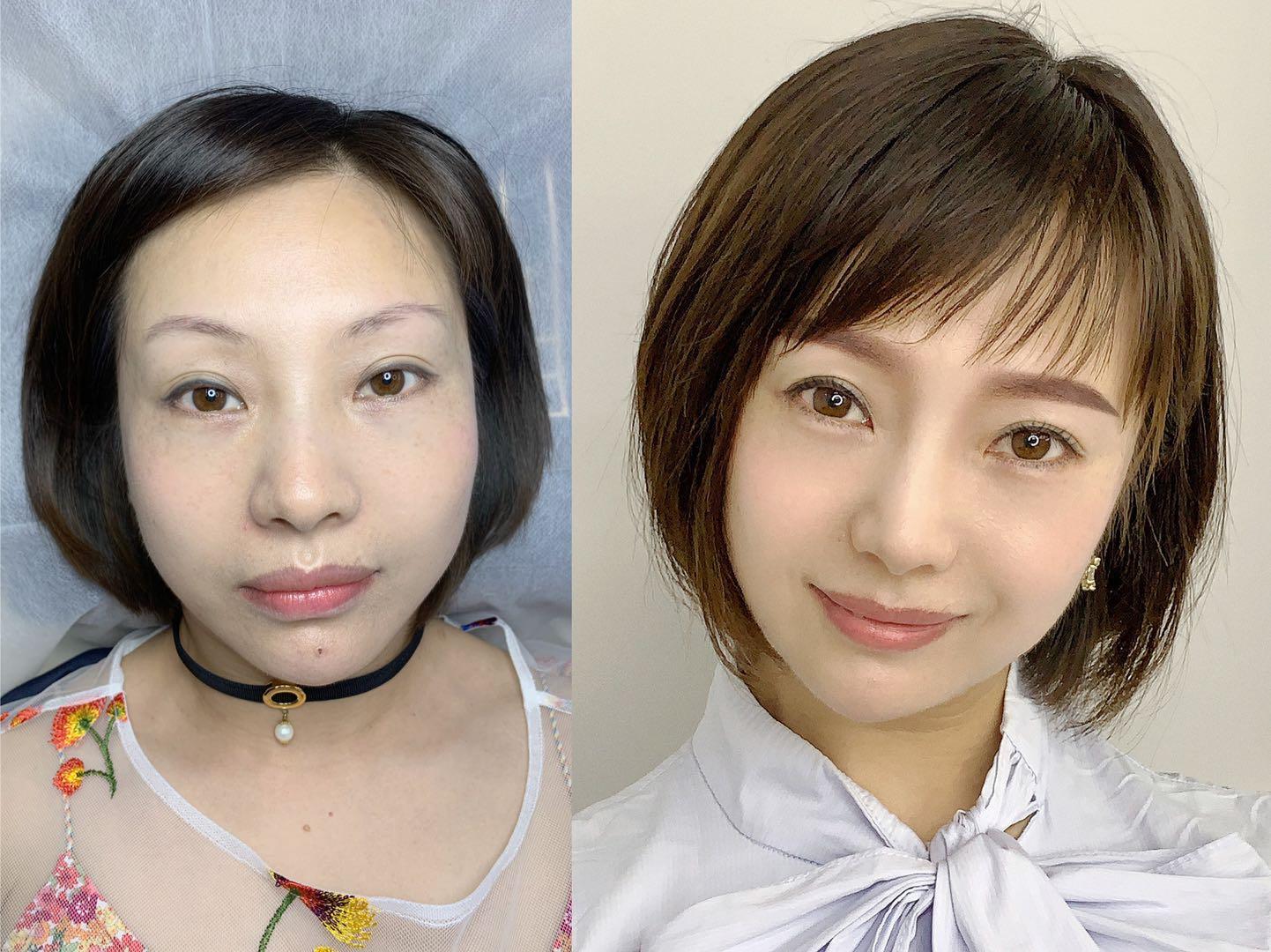全脸定妆大师班