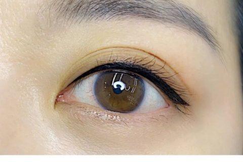 教你一招判断美瞳线上色效果,再也不用怕上色差了!
