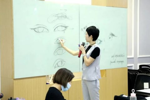 型色美学 | 课程 — 半永久眼影/鼻侧影