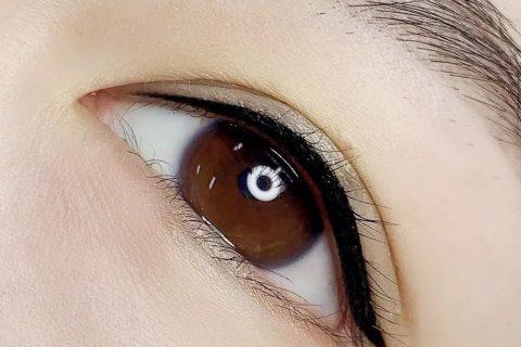 纹绣师的十万个为什么   美瞳线应该用什么针,如何运针?